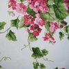 Ivy Floral - Pink Fabric by the Yard
