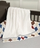 Prep School Blue Crib Bedding Set