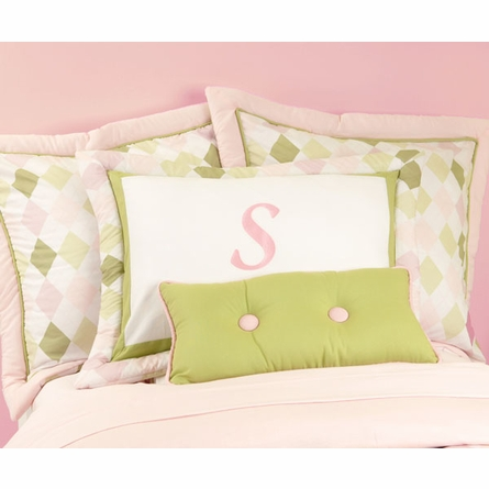 Prep School Pink Kids Bedding Collection