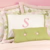Prep School Pink Lumbar Pillow