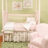 Ivy League Pink Toddler Bedding Set