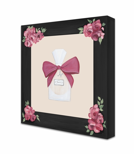 J'Adore Fleurs Perfume Canvas Reproduction