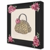 J'Adore Fleurs Purse Canvas Reproduction