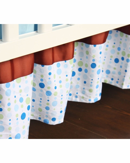 Jack 4-Piece Crib Bedding Set