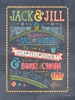 Jack & Jill Went Up The Hill Canvas Wall Art