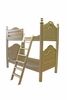 Jacqueline Twin Bunk Bed
