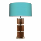 Jacques Table Lamp in Multiple Patterns