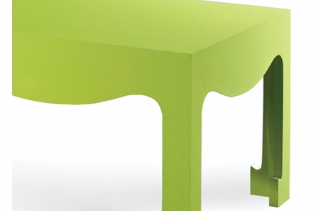 Jacqui Coffee Table - Green