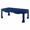 Jacqui Coffee Table - Navy Blue