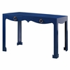 Jacqui Console Desk - Navy Blue
