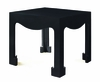 Jacqui Tea Table - Black