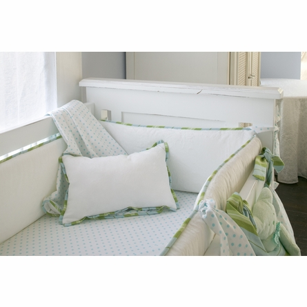 Jamie Crib Bedding - 3 Piece Set