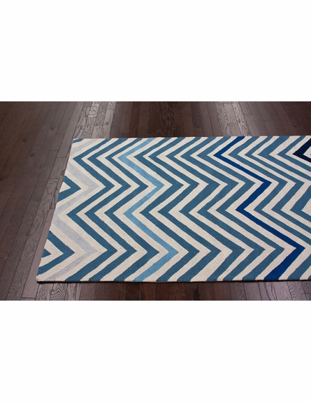 Jaques Rug in Blue