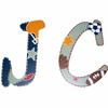 JC Sports Hand Painted Wall Letters