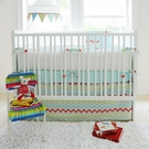 Jelly Bean Parade Crib Bedding Set