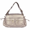 Jessica Diaper Bag - Pewter