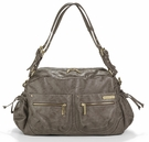 Jessica Diaper Bag - Taupe