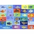 Jill McDonald Placemats - Fun For Boys - Set Of Four