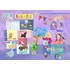 Jill McDonald Placemats - Girls Will Be Girls - Set Of Four