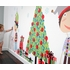 Jingle Bells Christmas Smells Fabric Wall Decals
