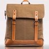Joel Brown Canvas Diaper Bag