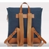 Joel Blue Canvas Diaper Bag