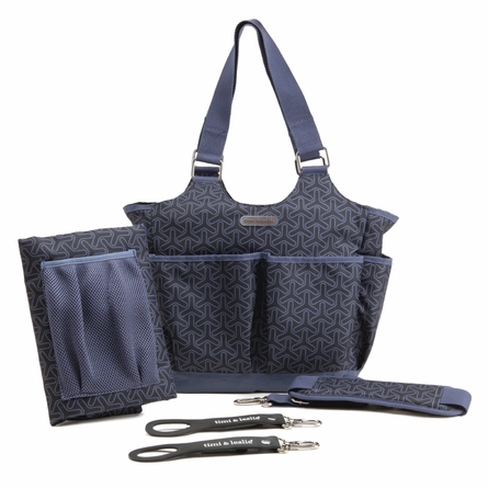 Joey Tag-a-Long Tote Diaper Bag