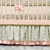Jolie Crib Skirt
