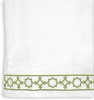Jonathan Adler Green Parish Pillowcase Set - Standard