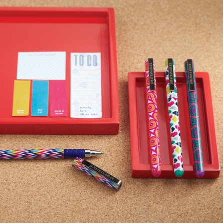 Jonathan Adler Patterned Pen Set
