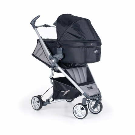 Jot Stroller in Black
