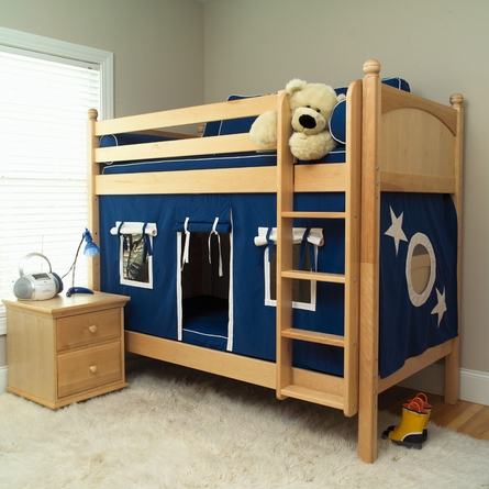 Jules Panel Medium Bunk Bed