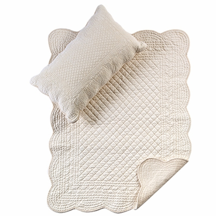 Juliet Crib Coverlet