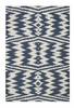 Junction Rug in Blue