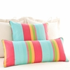 June Stripe Rectangular Pillow