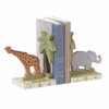 Jungle Alphabet Bookends