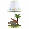 Jungle Alphabet Table Lamp