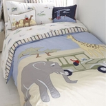 Jungle Baby and Kids Bedding