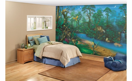 Jungle Dreams Wall Mural