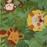 Jungle Kids Rugs