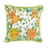 Jungle Lime throw Pillow