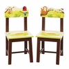 Jungle Party Extra Chairs - Set of 2