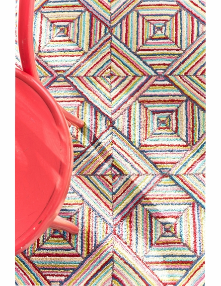 Kaledo Bright Cotton Rug