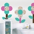 Kaleidoscope Dot Wall Decals