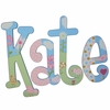 Kate Little Chicks Hand Painted Wall Letters