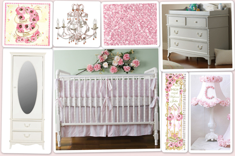 Kate Princess Nursery