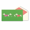 Kate Spade Dachshunds Holiday Cards