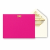 Kate Spade Gold Bow Correspondence Cards