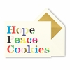 Kate Spade Hope, Peace, Cookies Holiday Cards