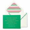 Kate Spade Tinsel in a Tangle Holiday Cards